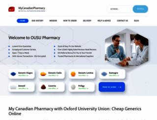 ousu.org screenshot