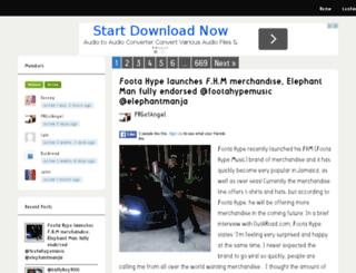 outaroad.com screenshot