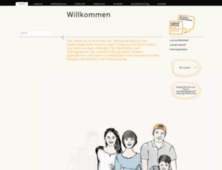 outback-stiftung.de screenshot