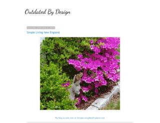 outdatedbydesign.blogspot.ch screenshot