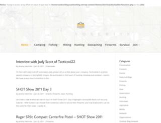 outdoorblog.net screenshot