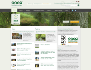 outdoorconservation.eu screenshot
