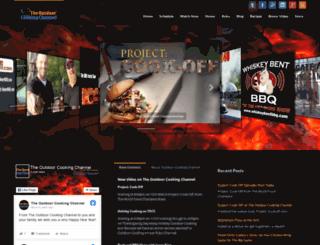 outdoorcookingchannel.com screenshot