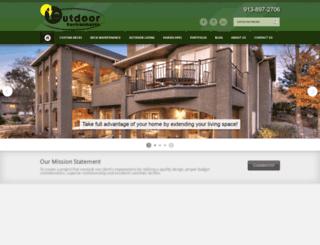 outdoorenvironments.com screenshot