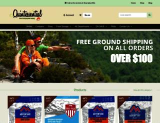 outdoorfare.com screenshot