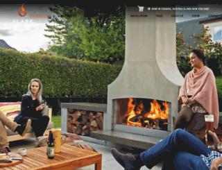 outdoorfire.co.nz screenshot