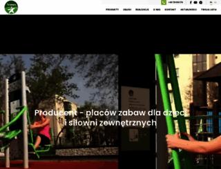 outdoorfitness.pl screenshot