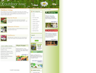 outdoorlivingideas.com screenshot