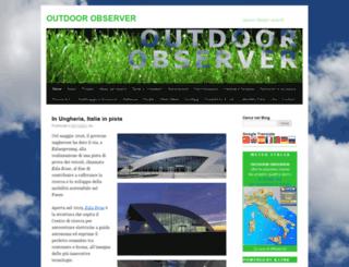 outdoorobserver.wordpress.com screenshot