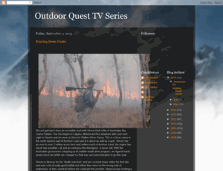 outdoorquestblog.blogspot.com screenshot