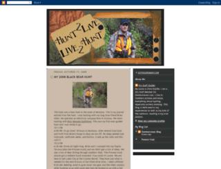 outdoorsmanchrisstalder.blogspot.com screenshot