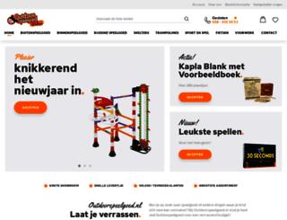 outdoorspeelgoed.nl screenshot