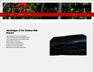 outdoorstirfry.com screenshot