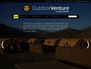 outdoorventure.com screenshot