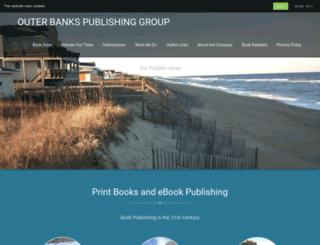 outerbankspublishing.com screenshot