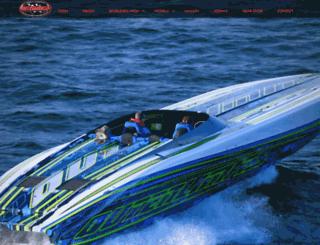 outerlimitspowerboats.com screenshot