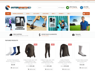 outersports.com screenshot