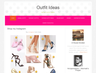 outfit-ideas.com screenshot
