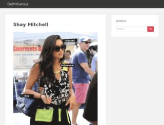outfitgenius.com screenshot
