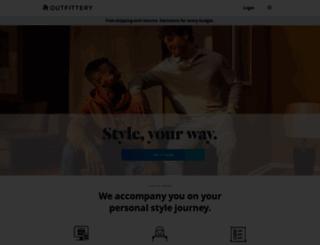 outfittery.com screenshot