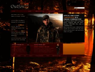 outfox-wear.com screenshot