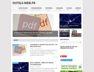outils-web.fr screenshot