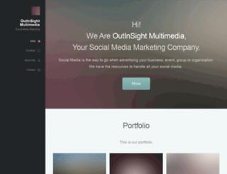 outinsight.com screenshot