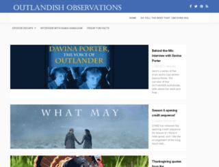 outlandishobservations.blogspot.com screenshot