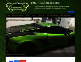 outlawhydrographics.com screenshot