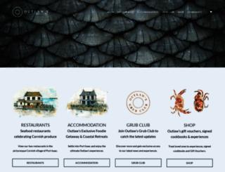 outlaws.co.uk screenshot