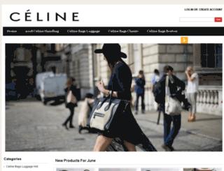 outlet-celine.com screenshot