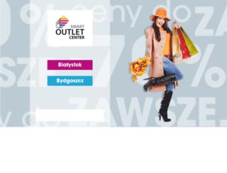 outlet-center.com.pl screenshot