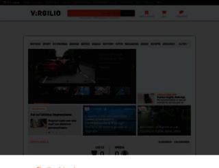 outlet.virgilio.it screenshot