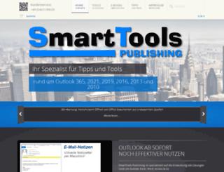 outlook-stuff.com screenshot