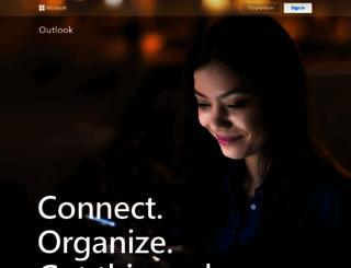 outlook.com.tr screenshot