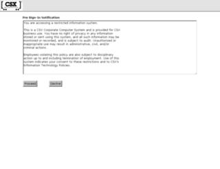 outlook.csx.com screenshot