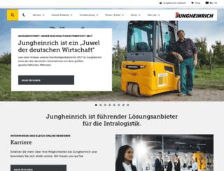 outlook.jungheinrich.de screenshot