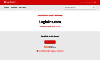 outlookemail.loginins.com screenshot