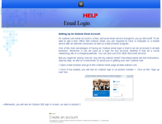 outlookemail.loginrecovery.org screenshot