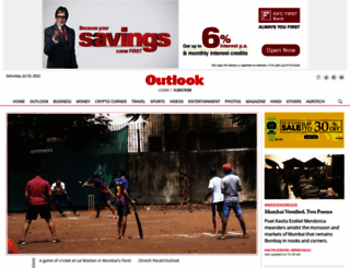 outlookindia.com screenshot