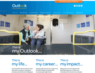 outlookvic.org.au screenshot