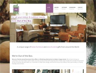 outoftheboxli.com screenshot