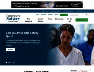 outpatientsurgery.net screenshot