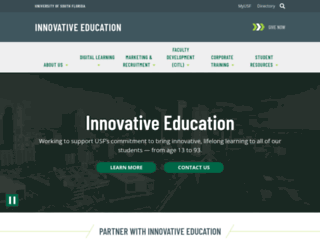 outreach.usf.edu screenshot