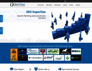 outshinesolutions.com screenshot