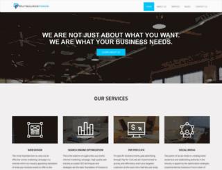 outsource-force.com screenshot