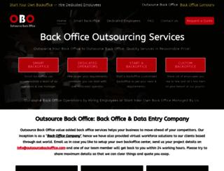 outsourcebackoffice.com screenshot