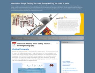 outsourceimage.wordpress.com screenshot