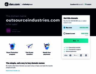 outsourceindustries.com screenshot