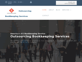 outsourcingbookkeepingservices.com screenshot